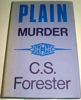 Hardcover Plain Murder Book