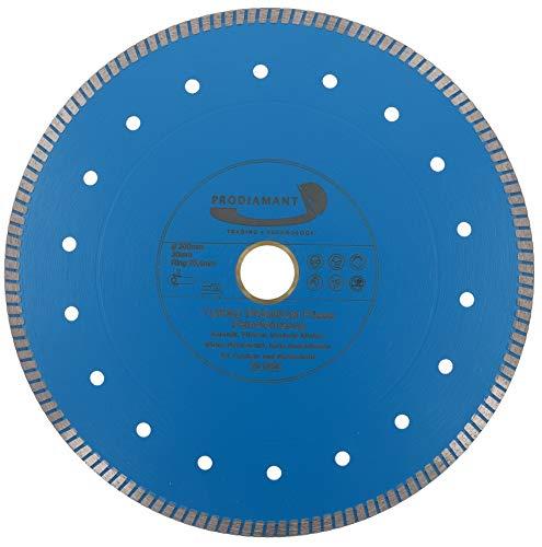PRODIAMANT Profi Diamant-Trennscheibe Fliese/Feinsteinzeug extra dünn 300 mm x 30/25,4 mm Diamanttrennscheibe PDX83.975 300mm Fliesenscheibe