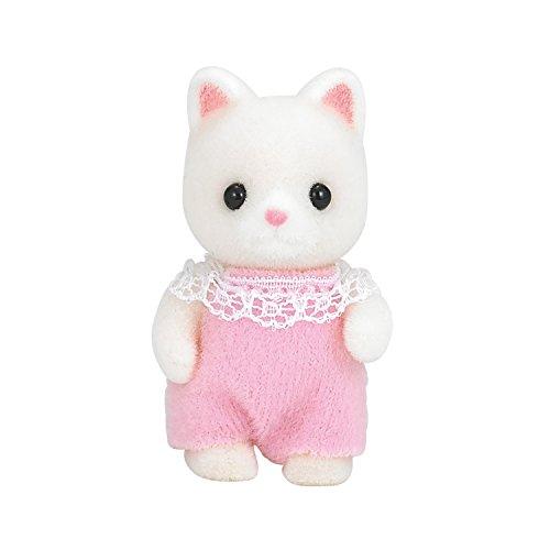 シルバニアファミリー 人形 シルクネコの赤ちゃん ニ-89
