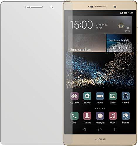 dipos I 2X Protector de Pantalla Mate Compatible con Huawei P8 MAX pelicula Protectora