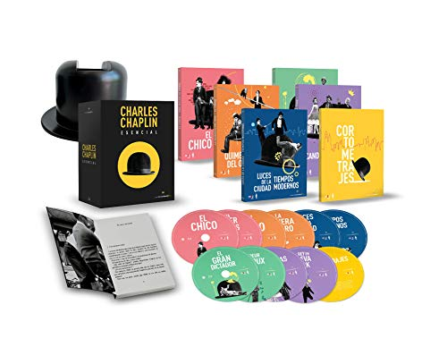 Charles-Chaplin-Esencial-Blu-ray