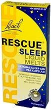 Bulk Saver Pack 6x28 CT : Bach Flower Remedies Rescue Sleep Liquid Melts
