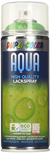 Duplicolor 252501Vernice Aqua Lucido 6018, Verde Giallastro, 350ml