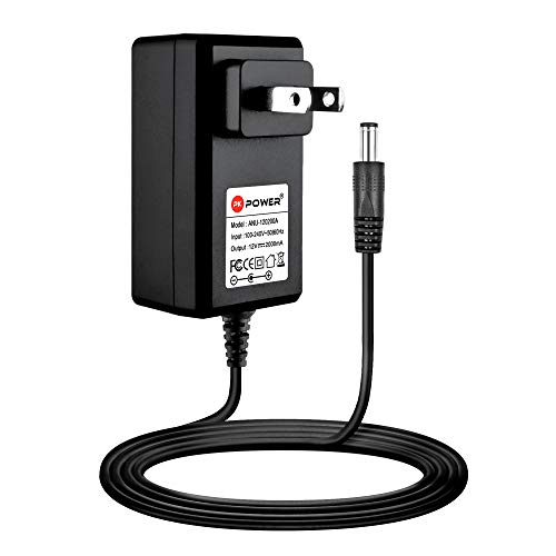 PK Power 12V 2A AC Adapter for Comcast Xfinity Motorola Surfboard...