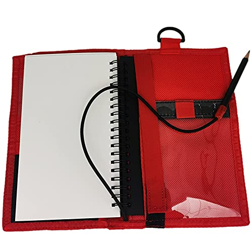 Ctzrzyt Almohadilla de Buceo Bloc de Notas Submarino Cuaderno de Escritura Submarino Sumergible Tableta Sumergible Diario de Libro Impermeable