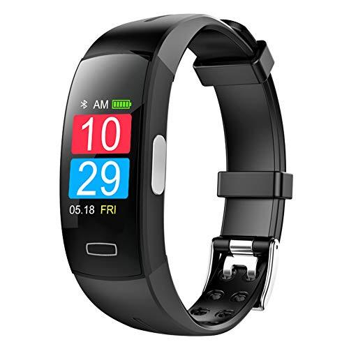 OOLIFENG Fitness Tracker Polsband met IP67 Waterdichte Smart Watch, Activiteit Tracker Horloge en Bloeddruk + Hartslagmonitor, Stappenteller voor iPhone Android
