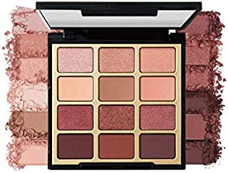 Milani Pure Passion Eyeshadow Palette (0.48 Ounce) 12 Cruelty-Free Warm Matte & Metallic Eyeshadow Colors for Long-Lasting...
