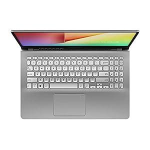ASUS S530FN 15.6 Inch FHD Thin and Portable Laptop, Intel Core i7-8565U, NVIDIA GeForce MX150, 8GB DDR4 RAM, 256GB SSD + 1TB HDD Hybrid, Backlit Keyboard, Narrow Bezel Design, Win 10