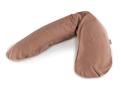 Theraline 51005601 Housse pour coussin d'allaitement Original 190 cm Couleur marsala