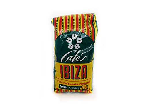 Café - Cafés Ibiza Express 100% arábica - haricots 1 kg