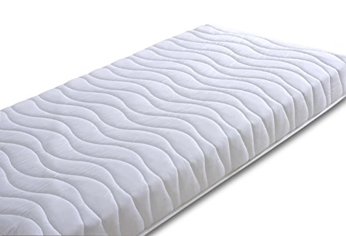 Kids 3ft Single Mattress - Pocket Sprung Childrens Mattress - Quilted - Medium Firmness