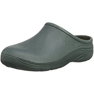 Briers Mens & Womens Garden Clogs Size 4-11, Green 7