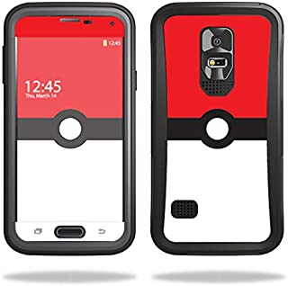 Skin Compatible with OtterBox Preserver Samsung Galaxy S5 Case – Battle Ball | MightySkins Protective, Durable, and Unique Vinyl wrap Cover | Easy to Apply, Remove | Made in The USA