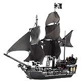 DIY Mano Piratas Del Caribe, Rompecabezas Perla Montaje De Juguete Modelo Para Niños Y Adultos Y...