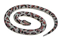 Natural looking rubber snake The perfect gift for kids Great as deco or for pranks! Great for your garden, to play with or for pranks! Length: 66 cm
