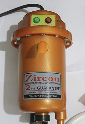 ZirCon Portable Geysers Instant Isi Marked Ultra Model Geyser