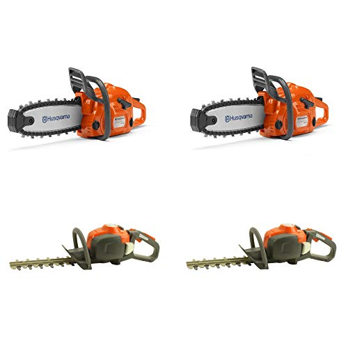Why Should You Buy Husqvarna Battery Operated Toy Chainsaw and Battery Operated Toy Hedge Trimmer