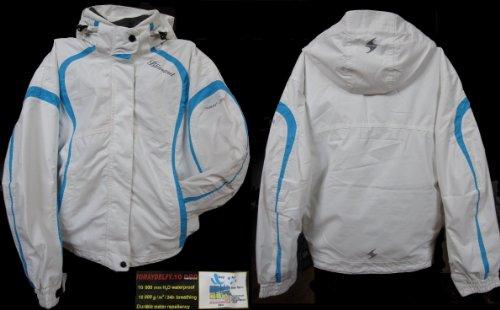 BLIZZARD SKI SNOWBOARD chaqueta de dama VIVA blanco talla L