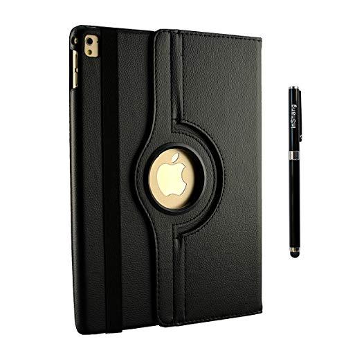 inShang Housse Coque pour 10.5 inch iPad Pro,iPad Air 3 Smart Cover en PU Cuir,automatiquement Passer en Mode Veille et Sortir du Mode Veille Votre,Support Fonction,Rotatif 360 Degre+Stylet capacitif