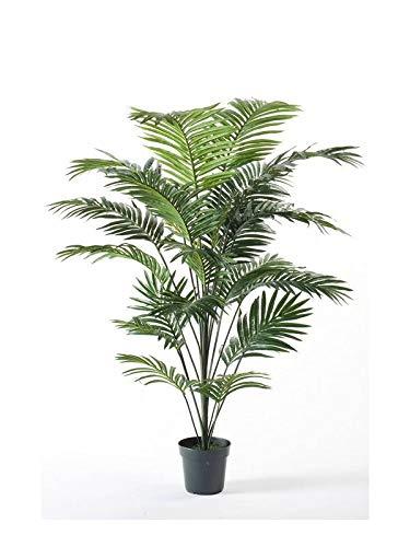 artplants.de Set 'Palmera Kentia Artificial + Spray de protección UV' - Palma Kentia Decorativa SEYA, 175cm