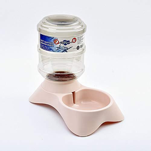 Warm Home De nieuwe 3.8L milieubescherming PP materiaal keurt het sifon principe om lekkage van water te voorkomen om automatisch te leveren katten en honden drinken fonteinen Nice