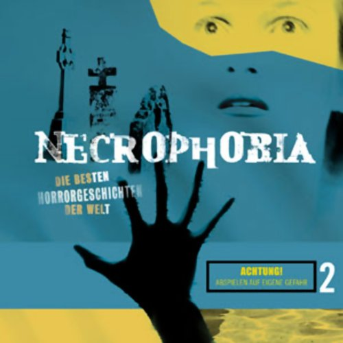 Necrophobia 2 audiobook cover art