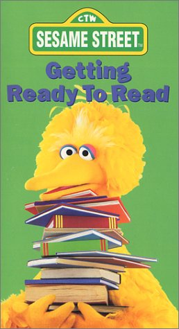 Price comparison product image Sesame Street - Getting Ready to Read [VHS]