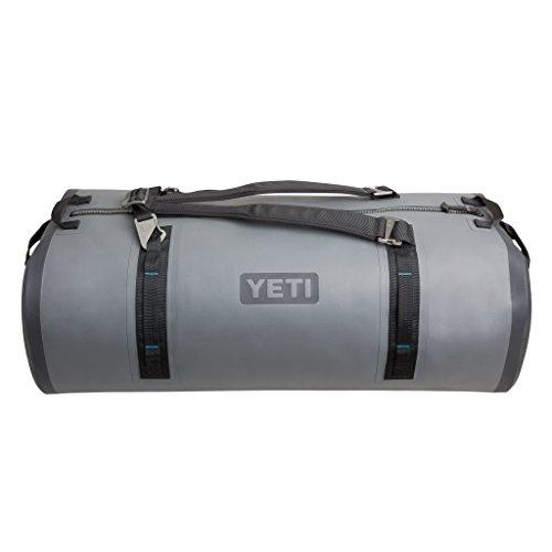 YETI Panga 100 Airtight Waterproof Submersible Duffel Bag, Storm Gray
