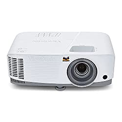 top 10 epson outdoor projector ViewSonic 3800 lumen SVGA projector, high brightness for home and office with vertical HDMI …