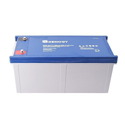 Renogy Deep Cycle Pure 2 Gel Battery 12V 200Ah