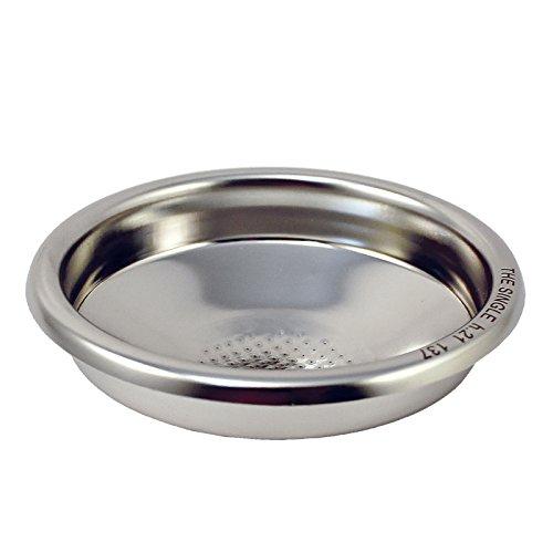 IMS Sieb 1 Tasse Filter 9,5 g The Single für Siebträger, Ø 58mm H21 mm Barista