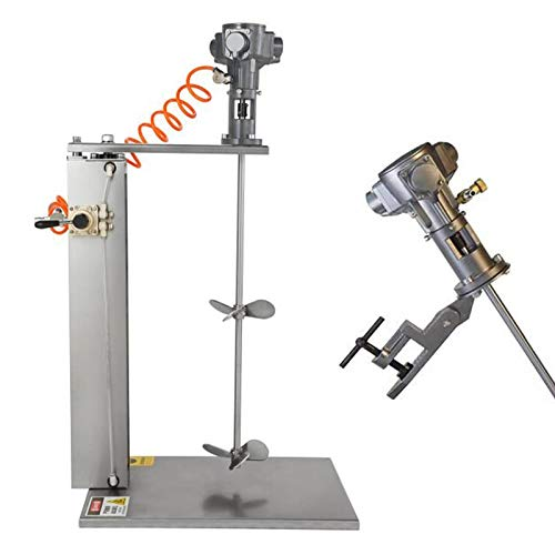 50 Gallon automated carry mixer (half), 0-2800/min, 110L/min