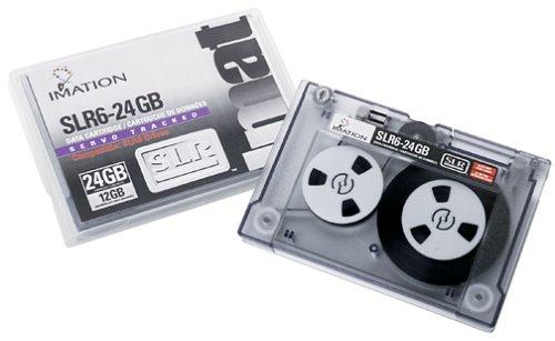 Imation 43527 Datenkassette SLR6/24 12/24GB