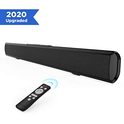 Why Should You Buy [2020 Upgraded]Sound Bars, Meidong 2.0 Channel Soundbars for TV 40 Watt 35-Inch S...
