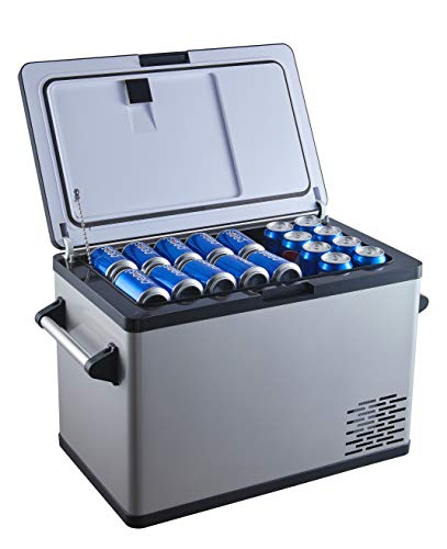 Aspenora 54-Quart Portable Vehicle Refrigerator & Freezer - $339.15 Shipped