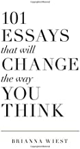 Best 101 essays that will change the way you think Reviews