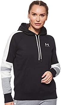 Under Armour Women's Rival Fleece Novelty Logo Hoodie