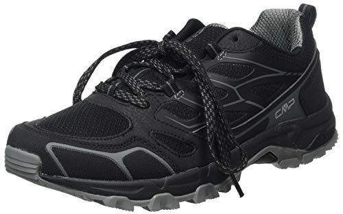 CMP – F.lli Campagnolo Herren Zaniah Trail Shoe Traillaufschuhe, Schwarz (Nero U901), 41 EU