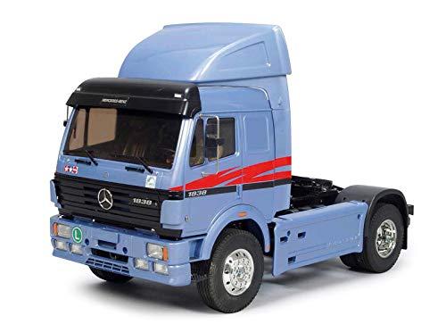 TAMIYA 56305 1:14 Mercedes-Benz 1838 LS BS, Bausatz zum Zusammenbauen, RC Truck, fernsteuerbarer, Lastwagen, LKW,...