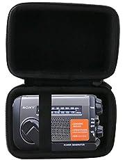 ソニー(SONY) ポータブルラジオ ICF-B99/ICF-B09専用保護収納ケース -WERJIA JP