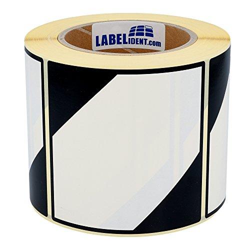 Labelident Gefahrgutetiketten 100 x 100 mm - Limited Quantities LQ - 500 LQ Aufkleber auf 1 Rolle(n), Papier, Verpackungskennzeichen selbstklebend