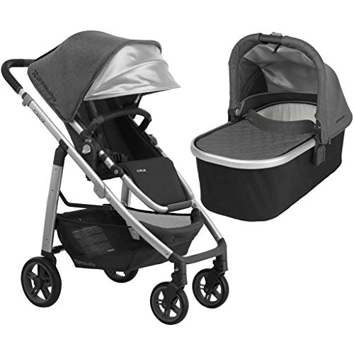Best Review Of UPPAbaby Full-Size Cruz Infant Baby Stroller & Bassinet Bundle (Jordan)