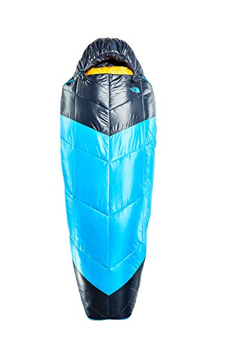 THE NORTH FACE - One Bag - Daunenschlafsack blau/gelb