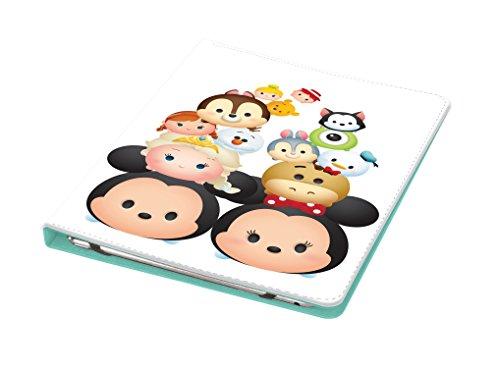 Tsum Tsum MFP100TT Disney TsumTsum-Funda Universal para Tablet De 7'A 10', Multicolor (Lexibook