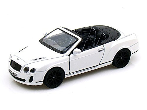 2010 Bentley Continental Supersports Convertible 1/38 White