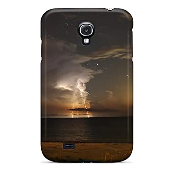 Premium Tpu Full House Sky Cover Skin For Galaxy S4
