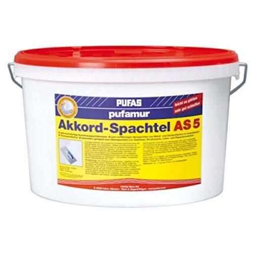 Pufas Pufamur Akkordspachtel 15,000 KG