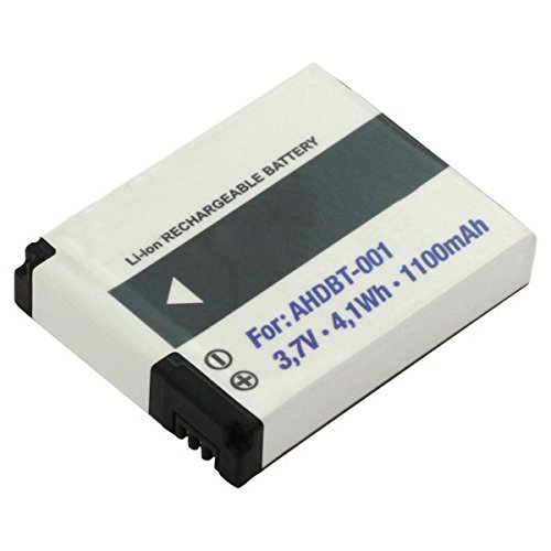BA5I5 batterij 1100 mAh voor Actioncam GoPro HD Hero2, HD Hero 2