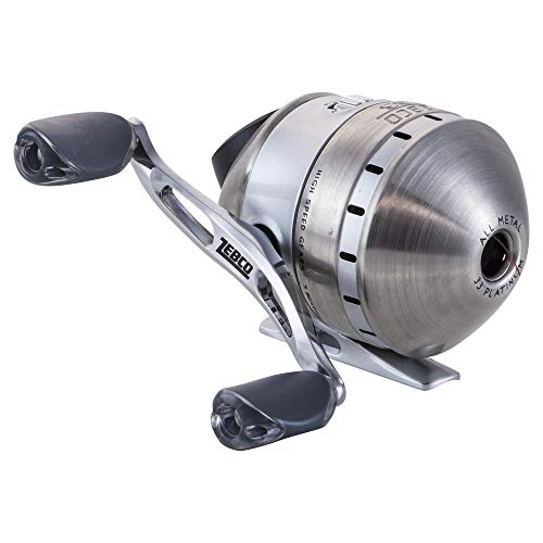 Zebco 33 Platinum 5 Ball Bearing Spincast Reel by Zebco