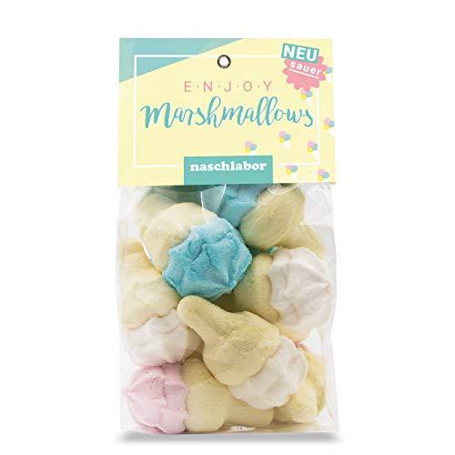 Lustige Marshmallow Eishörnchen von Naschlabor - Die passende Süßigkeit für deinen Sommer
